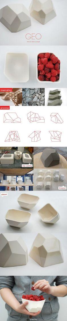Geo on Industrial Design Served