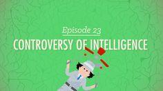 Controversy of Intelligence: Psychology #23