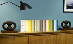 The Colours - une Collection de teintes par Patrick Baty pour Ressource Desk Lamp, Table Lamp, Colours, Collection, Home Decor, Room Paint, Cutaway, Table Lamps, Decoration Home