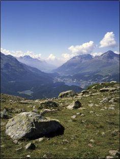 Engadine Valley / St Moritz