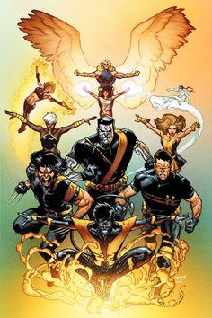Ultimate X-Men - Stuart Immonen