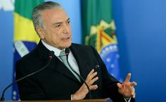 Governo Temer retira urgência de pacote anticorrupção de Dilma - 05/07/2016…