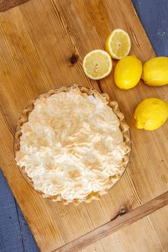 Buddy Valastro's Lemon Meringue Pie