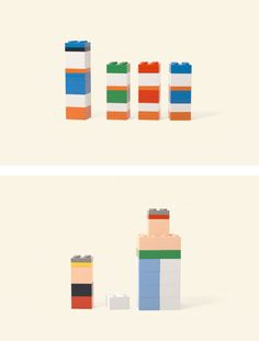 LEGO Imagine Campaign by Jung von Matt | Inspiration Grid | Design Inspiration