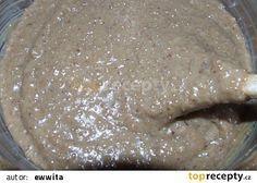 Krém do ořechů recept - TopRecepty.cz Nutella, Ice Cream, Desserts, Sweet, No Churn Ice Cream, Tailgate Desserts, Candy, Deserts, Icecream Craft