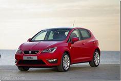 Automóvil Seat Ibiza tiene 30 años en el mercado - http://www.leanoticias.com/2014/04/24/automovil-seat-ibiza-tiene-30-anos-en-el-mercado/
