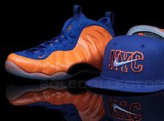 "Nike Foamposite One ""Spike Lee NYC"" Sneaker (New Images)"