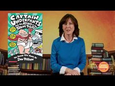 Power Up & Read Parenting Tip: Make kids laugh with books - YouTube