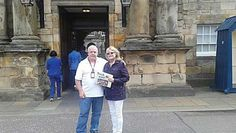 Times Travels (October 21. 2016): George Campbell and Linda Tope, who reside part-time in Kirkwood, visited Edinburgh Castle for the annual Military Tattoo on Aug. 9, during their 14-day Globus tour of Scotland and the Highlands.