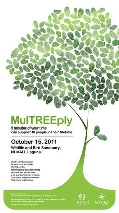 tree planting Philippines