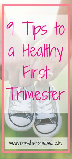 #firsttrimester #pregnant #pregnancy Congrats on falling pregnant. Now it's time to find out these nine tips to have a healthy first trimester of pregnancy.