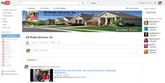 US Realty Services, Inc. on YouTube! http://www.youtube.com/USRealtyChannel