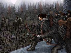 Battle of Castle Black by Giliberti.jpg
