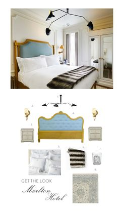 Get the look of The Marlton Hotel: http://www.elementsofstyleblog.com/2014/06/24555.html