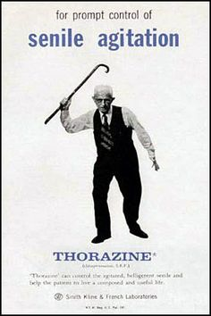 old thorazine bottle - Google Search