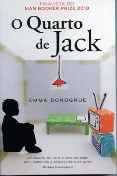 | o quarto de jack, emma donoghue