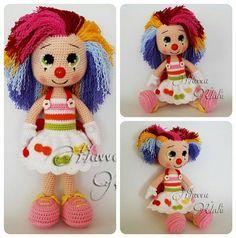 miss clown