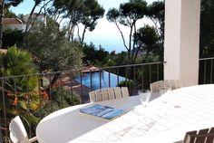 Casa de verano con gran piscina | Alquileres en la Costa Brava
