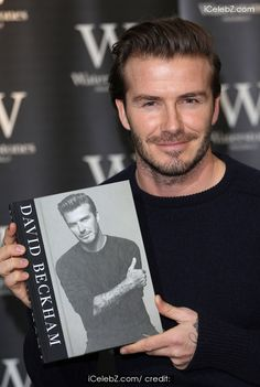 #DavidBeckham signs copies of his new book entitled 'David Beckham' at Waterstones Piccadilly http://www.icelebz.com/events/david_beckham_signs_copies_of_his_new_book_entitled_david_beckham_at_waterstones_piccadilly/