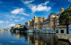 Viajar barato - A elegante Udaipur é também um destino surpreendentemente barato para viajar