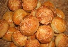Omlós vajas pogácsa