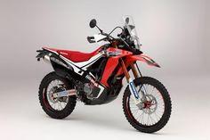 Honda CRF250 concept
