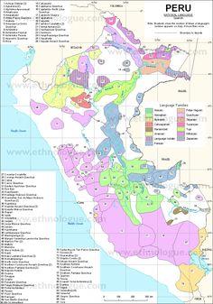 Languages of Peru