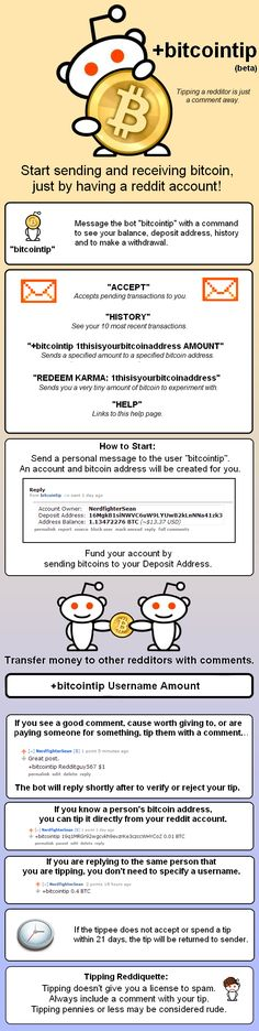 Bitcointip has been enabled for /r/KnifeParty! Thanks for your help in getting our sub supported. Here's how to use it! - Imgur
