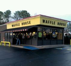 Marietta, Georgia | The 21 Most Popular Waffle Houses In America this was my Waffle House back in the day!