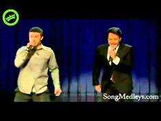 History of Rap 2: Jimmy Fallon & Justin Timberlake Hip Hop Medley Part II