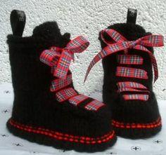 baby goth knits