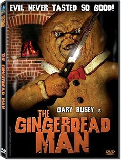 The Gingerdead Man -- The Gingerdead Man kills his way around Sara Leigh's bakery, slicing, cutting, stabbing, shooting and terrorizing all who enter.