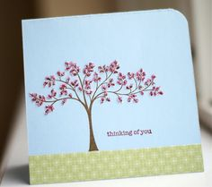 Life in my craft room: Flower Soft tree
