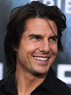 The Tom Cruise smile Tom Cruise Smile, Tom Cruise Hot, Katie Holmes, Nicole Kidman, Amanda Seyfried, Non Plus Ultra, Logan Lerman, Actrices Hollywood, Actor
