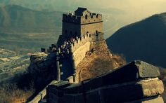 The Great Wall of China reigns in as the #1 Wonder of the World. It extends over 3,700 miles and is the only man-made structure visible from the moon. See the Great Wall on a variety of our smarTours trips to China! http://www.smartours.com/destinations/asia/