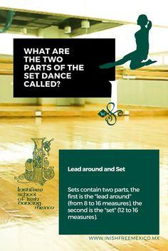 #FunTrivia   What are the two parts of the set dance called?  #InishfreeMexico  Tania Martínez  #IrishDancer #InishfreeTeam  #Inishfree School of #IrishDancing  ✨ #Academia de #DanzaIrlandesa  #InishfreePedregal  #InishfreeToluca  #TeamInishfree #SoftShoes #Dance #Danza #Feis #Winishfree