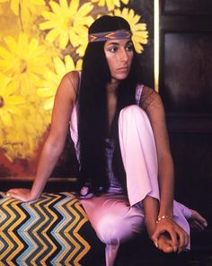 Cher, photographed by Guy Webster.