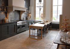 Klassieke keukens van Designed by David