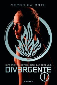 Divergente, tome 1 - Veronica Roth - 448 pages - Couverture souple #Livre #Jeunesse