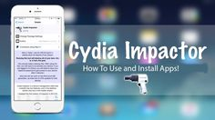 How to Use Cydia Impactor to Install iOS Apps on Windows & Mac
