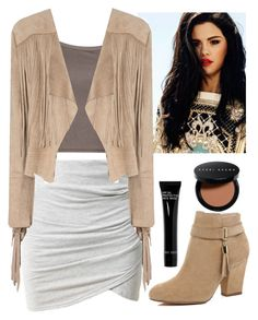 """""""Lunch w/ Selena"""" by baeisme ❤ liked on Polyvore"""