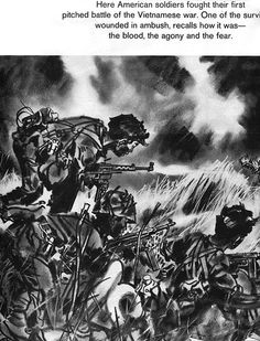 Noel Sickles and the Art of War - Today's Inspiration