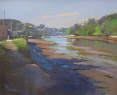 Peter Wileman Fine Art Paintings | Peter Wileman PROI RMSA