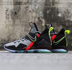 sneakers for cheap f840c 1cfa2 Nike Le Bron 14 Lebron 14, Nike Lebron, New Sneakers, Sneakers Nike,