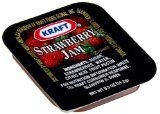 Kraft Strawberry Jam, Cups (Pack of Strawberry Preserves, Strawberry Jam, Citric Acid, Kraft Recipes, Cups, Fruit, Food, Strawberry Jelly, Mugs