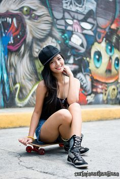 Graffiti shoot