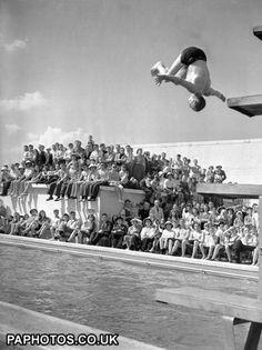 British Holidays - The Seaside - Skegness - 1948