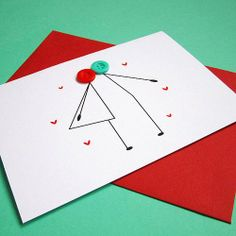 Cute boyfriend birthday card gifting