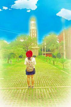 夢。#赤い #トワー #待って #everfilter