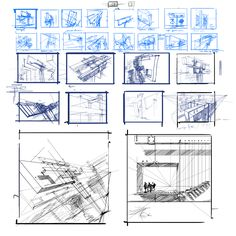 Architecture Drawing Tutorial interior design perspective drawing - one point, two point